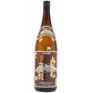芋焼酎 鹿児島 紫尾の露甕 1800ml 軸屋酒造 かめ壺仕込み