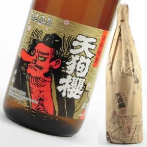 芋焼酎 天狗櫻 てんぐさくら 1800ml 鹿児島 白石酒造 限定焼酎