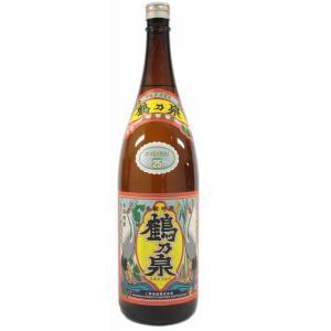 焼酎 鹿児島 鶴乃泉 1800ml 芋焼酎 神酒造 限定焼酎