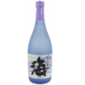 海 焼酎 大海酒造 720ml 芋焼酎 限定焼酎 特約店限定