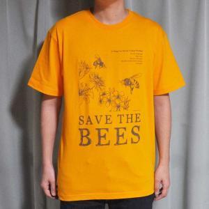 ミツバチQ&A公式 半袖Tシャツ|syumatsu-yoho