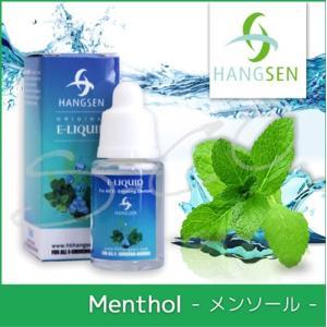電子タバコ用リキッド メンソール味 10ml HANGSEN ハンセン|syumicolle