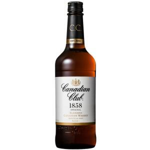 CCの愛称で世界中で愛されているカナディアンウイスキーの代表格。 6年以上カナダの長い冬に育てられた...
