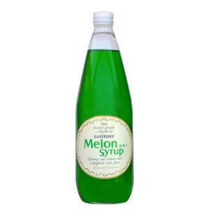 メロンソーダが簡単に作れます。