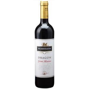 ホワイトデー ギフト プレゼント ワイン ドラゴン・グラン・レセルバ / ベルベラーナ 赤 750ml スペイン カタルーニャ 赤ワイン|syurakushop