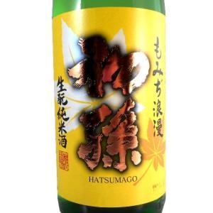 初孫 もみぢ浪漫 純米酒 ひやおろし 1800ml (山形県/東北銘醸/日本酒)|syurakushop