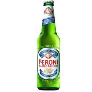 御歳暮 お歳暮 ギフト ビール ペローニ ナストロアズーロ 330ml 24本 瓶 イタリア ケース...