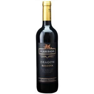 ホワイトデー ギフト プレゼント ワイン ドラゴン・レセルバ / ベルベラーナ 赤 750ml スペイン カタルーニャ 赤ワイン|syurakushop