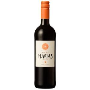ホワイトデー ギフト ワイン 赤ワイン ラス ドス マリアス 赤 750ml スペイン ガリシア|syurakushop