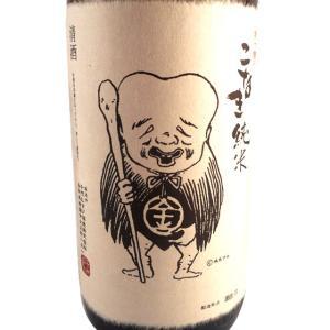 御年賀 お年賀 ギフト 日本酒 こなき 純米 超辛口 1800ml 鳥取県 千代むすび酒造|syurakushop