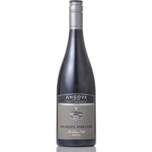 ホワイトデー ギフト ウォーボーイズ マクラーレン・ヴェール シラーズ / アンゴーヴ 赤 750ml オーストラリア 南オーストラリア 赤ワイン|syurakushop