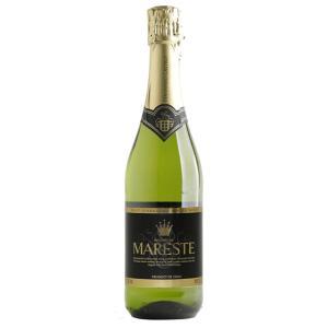 ホワイトデー ギフト  ワイン セニョリオ・デ・マレステ ブリュット / フェルナンド・カストロ 白 発泡 750ml スペイン ラ・マンチャ スパークリングワイン syurakushop
