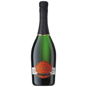 ホワイトデー ギフト  ワイン カペル・スパークリング 白 発泡 750ml スペイン ムルシア スパークリングワイン syurakushop