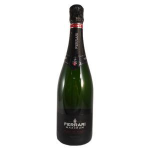 ホワイトデー ギフト ワイン フェッラーリ・マキシマム・ブラン・ド・ブラン 白 750ml  発泡  白 750ml イタリア スパークリングワイン 白ワイン|syurakushop