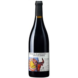 御年賀 お年賀 ギフト ワイン コート・デュ・ローヌ ヴィエイユ・ヴィーニュ / ダンデゾン 赤 750ml フランス コート・デュ・ローヌ 赤ワイン|syurakushop