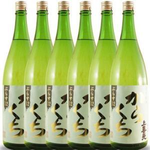 母の日 ギフト 日本酒 上喜元 特別純米 からくち +12 1800ml 6本セット 送料無料 山形県酒田酒造|syurakushop