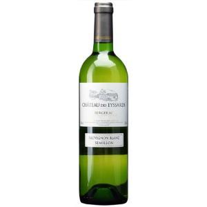 御年賀 お年賀 ギフト ワイン シャトー・デ・ゼサール ブラン 白 750ml フランス 南西地方 ベルジュラック 白ワイン|syurakushop