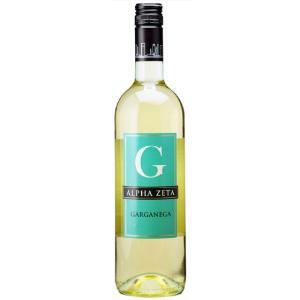 御年賀 お年賀 ギフト ワイン G ガルガネーガ / アルファ・ゼータ 白 750ml イタリア ヴェネト 白ワイン|syurakushop