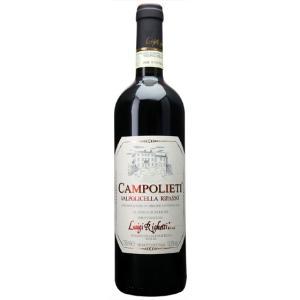 ホワイトデー ギフト ワイン ヴァルポリチェッラ・クラッシコ スペリオーレ カンポリエティ / ルイジ・リゲッティ 赤 750ml イタリア ヴェネト|syurakushop