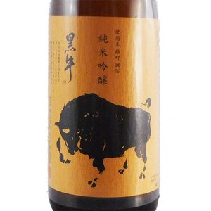 黒牛 雄町米 純米吟醸 1800ml(和歌山県/名手酒造店/日本酒)|syurakushop