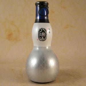 ホワイトデー ギフト プレゼント 日本酒 八海山 吟醸 180ml ひょうたん瓶 12本入り ケース販売 新潟県 syurakushop