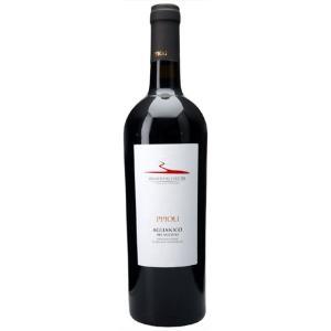 ホワイトデー ギフト ワイン ピポリ アリアニコ・ヴィニエティ・デル・ヴルトゥーレ 赤 750ml 6本セット イタリア バジリカータ 赤ワイン|syurakushop
