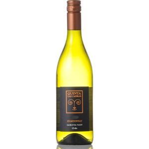 敬老の日 ギフト プレゼント ワイン キンタ・ラス・カブラス シャルドネ 白 750ml  チリ ヴィーニャ・ラ・ローサ syurakushop