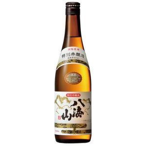 敬老の日 ギフト プレゼント  日本酒 八海山 特別本醸造 720ml 新潟県 八海山|syurakushop