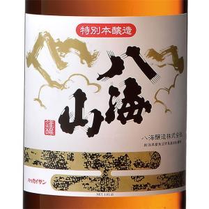 ホワイトデー ギフト 日本酒 八海山 特別本醸造 1800ml 新潟県 八海山|syurakushop