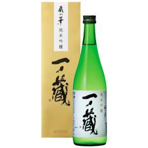 ホワイトデー ギフト プレゼント   一ノ蔵 蔵の華 純米吟醸 720ml 宮城県 syurakushop
