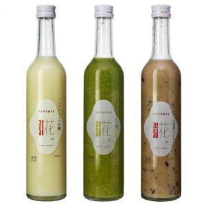 一糀。 ノンアルコール甘酒 (吟醸 抹茶入り 古代米入り) 500g 3種類 4本セット (愛知県/山崎合資会社/あまさけ)|syurakushop