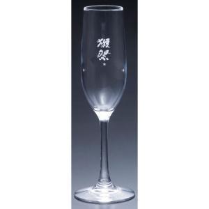 母の日 ギフト プレゼント お酒 獺祭 フルートグラス 6個 山口県 旭酒造 オリジナルグッズ|syurakushop