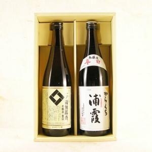 ギフト 日本酒 2本セット 一ノ蔵 浦霞 辛口 720ml ...