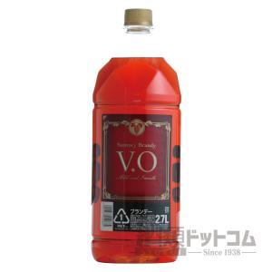 サントリー VO 2.7Lペットボトル|syurui-net