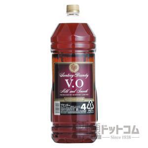 サントリー VO 4Lペットボトル|syurui-net