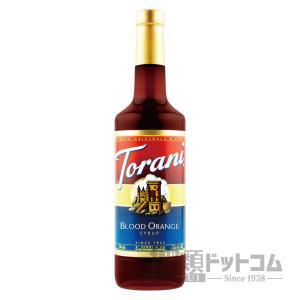 トラーニ ブラッドオレンジ シロップ|syurui-net