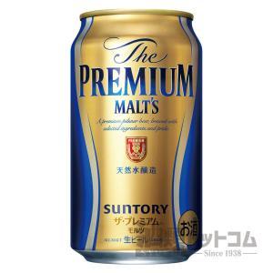 サントリー プレミアムモルツ 缶 350ml