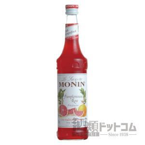 モナン ピンクグレープフルーツ シロップ|syurui-net