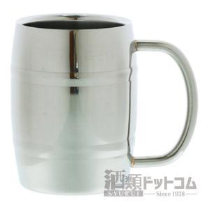 ステンレス樽型二重マグカップ(1個)|syurui-net