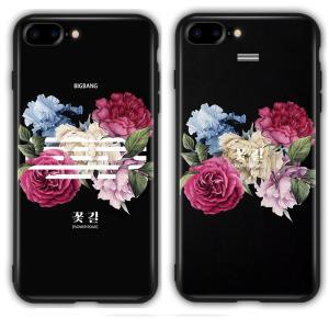 送料無料 BIGBANG FlowerRoad iphone8 iphone7 iphone6 iphoneX スマートフォンケース スマホケース  携帯カバー ビッグバン