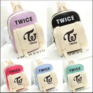 TWICE リュックサック 韓流グッズ デイパック バッグ ...