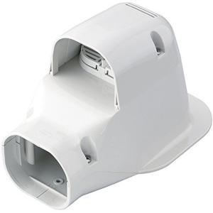 因幡電工 ウォールコーナー 換気エアコン用 ホワイト LDWK-70S-W|syuunounavi