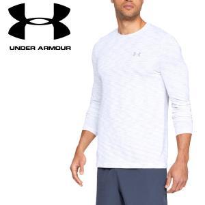 アンダーアーマー ロングスリーブTシャツ シームレス バニッシュ 1325629 ヒートギア 18FW|szone
