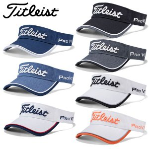 タイトリスト ゴルフ ツアーバイザー メンズ 帽子 サンバイザー HJ0VTR 2020モデル
