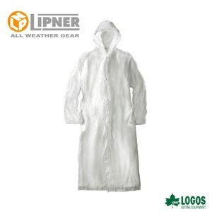 LIPNER リプナー ビニールポケットコート クリア 2200000 レインウェア メンズ|szone
