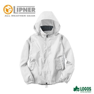 ○LIPNER リプナー ウインドシャッター ホワイト 2809961 防水防寒ウェア メンズ|szone