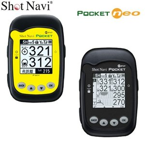ショットナビ ポケット ネオ 在庫限り Shot Naivi Pocket Neo
