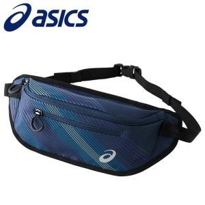 アシックス ランニング グラフィックウエストポーチ メンズ レディース 3013A204-400
