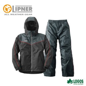 ○LIPNER リプナー 防水防寒スーツ オーウェン ブラック 3033671 防水防寒ウェア メンズ|szone