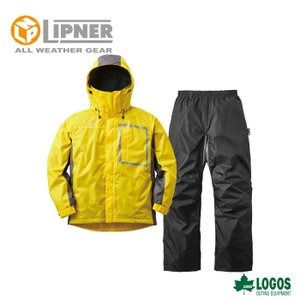 ○LIPNER リプナー 動作快適防水防寒スーツ ウィル イエロー 3034152 防水防寒ウェア メンズ|szone
